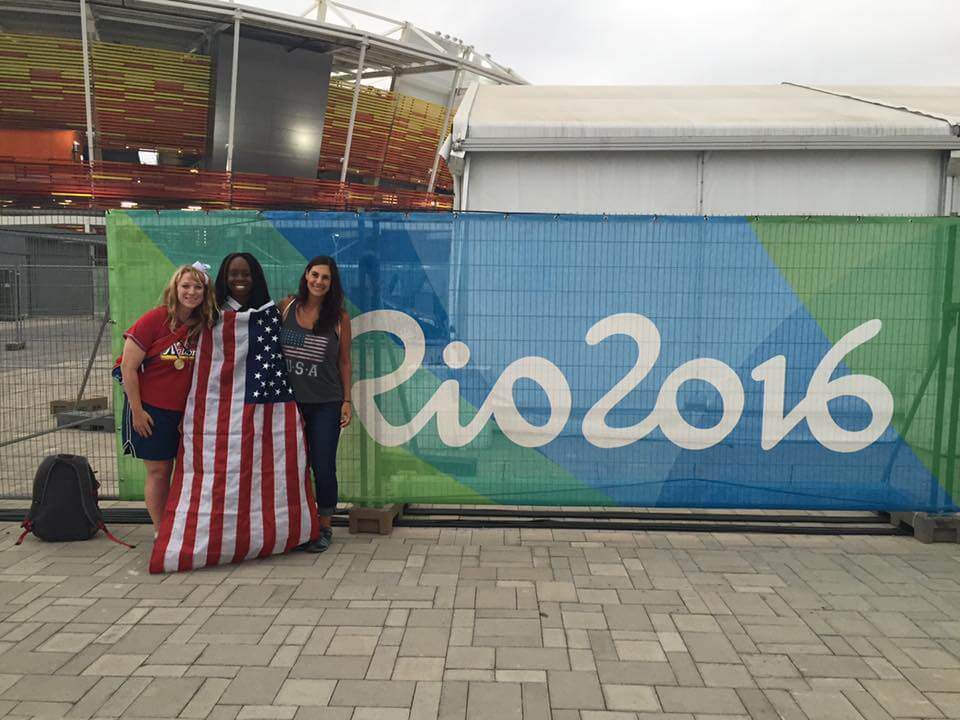 2016 Rio Olympic Park Venue