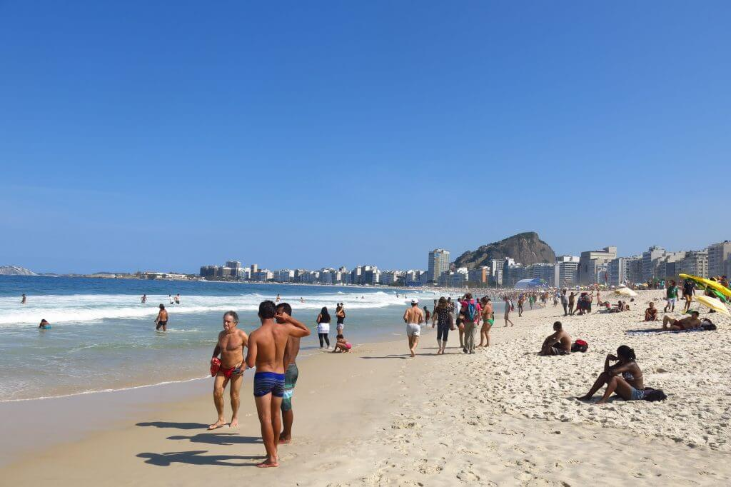 Copacabana Beach