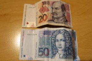 Croatian Kuna currency