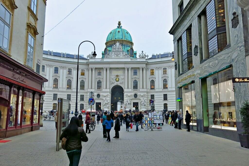 Walking Tour of Vienna