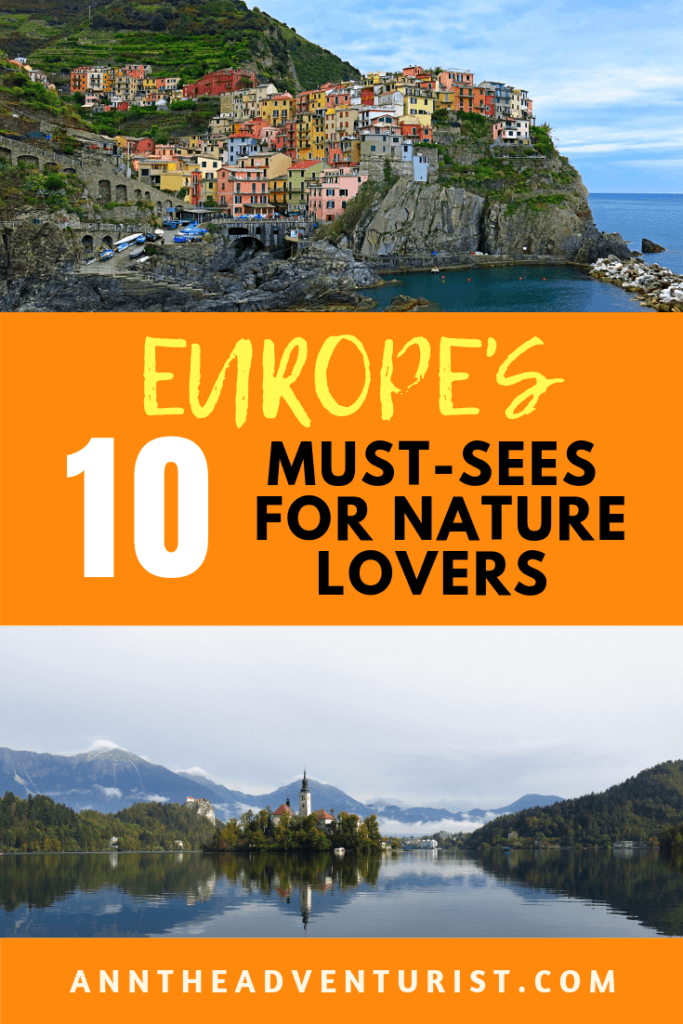 Top 10 beautiful places in Europe