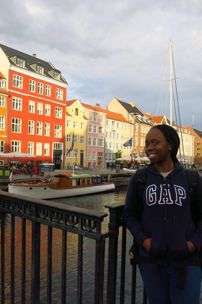 A quick stop to Nyhavn in Copenhagen, Denmark