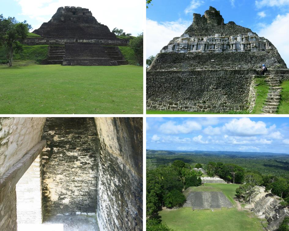 Xunantunich ruins