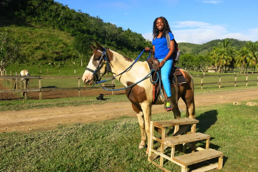 Visit Belize - Horseback Riding and Xunantunich tour in San Ignacio