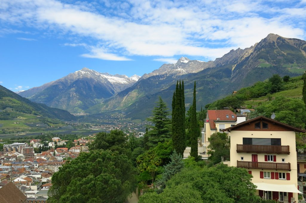 Merano - Italian Alps of South Tyrol
