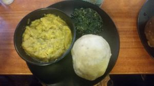 Black South African Food from Big Momma's