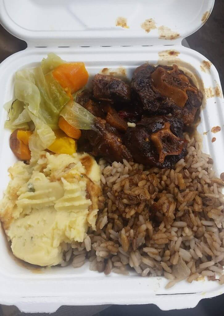 Delicious Antiguan Food