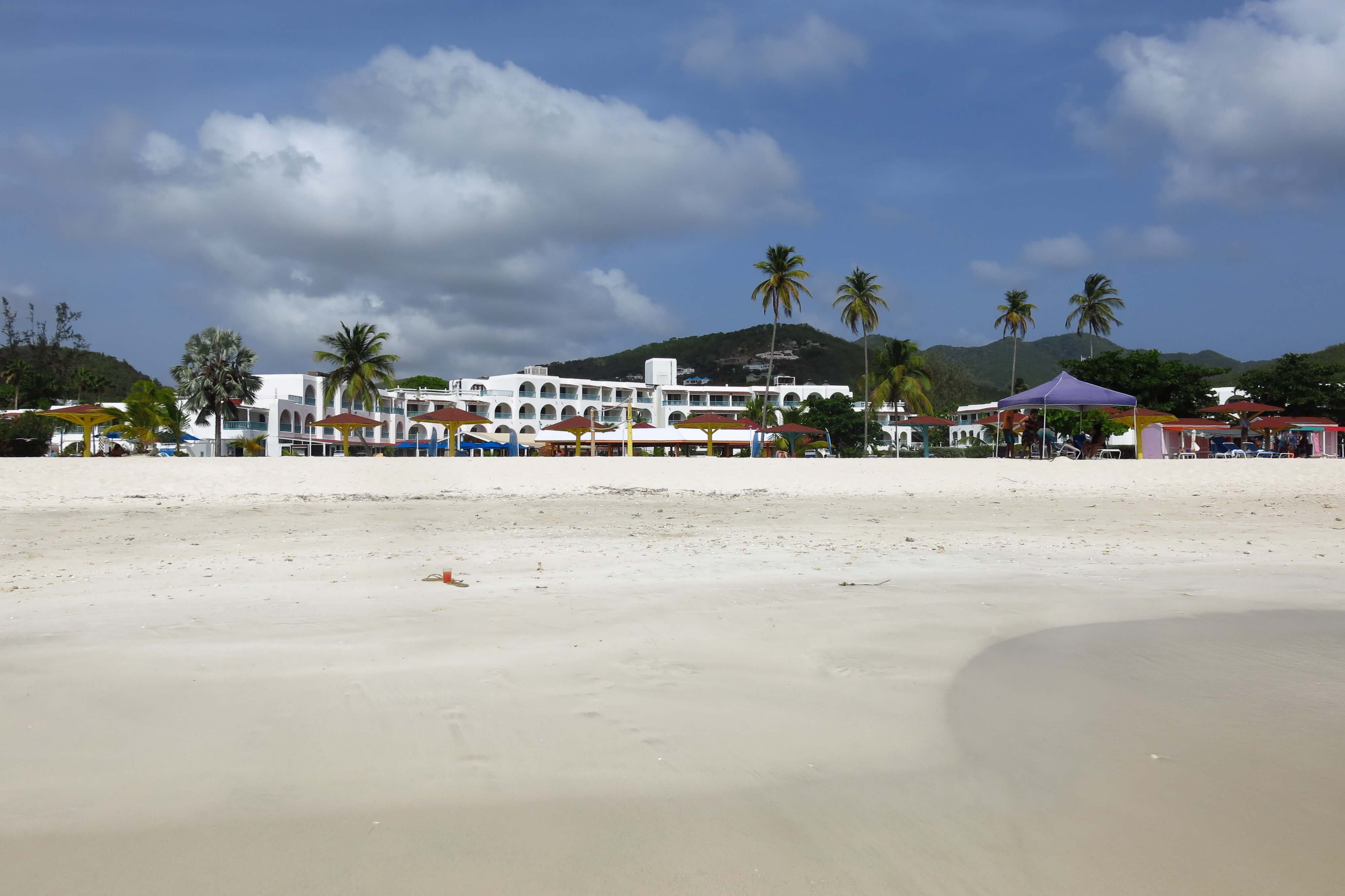 Jolly Beach Resort in Antigua