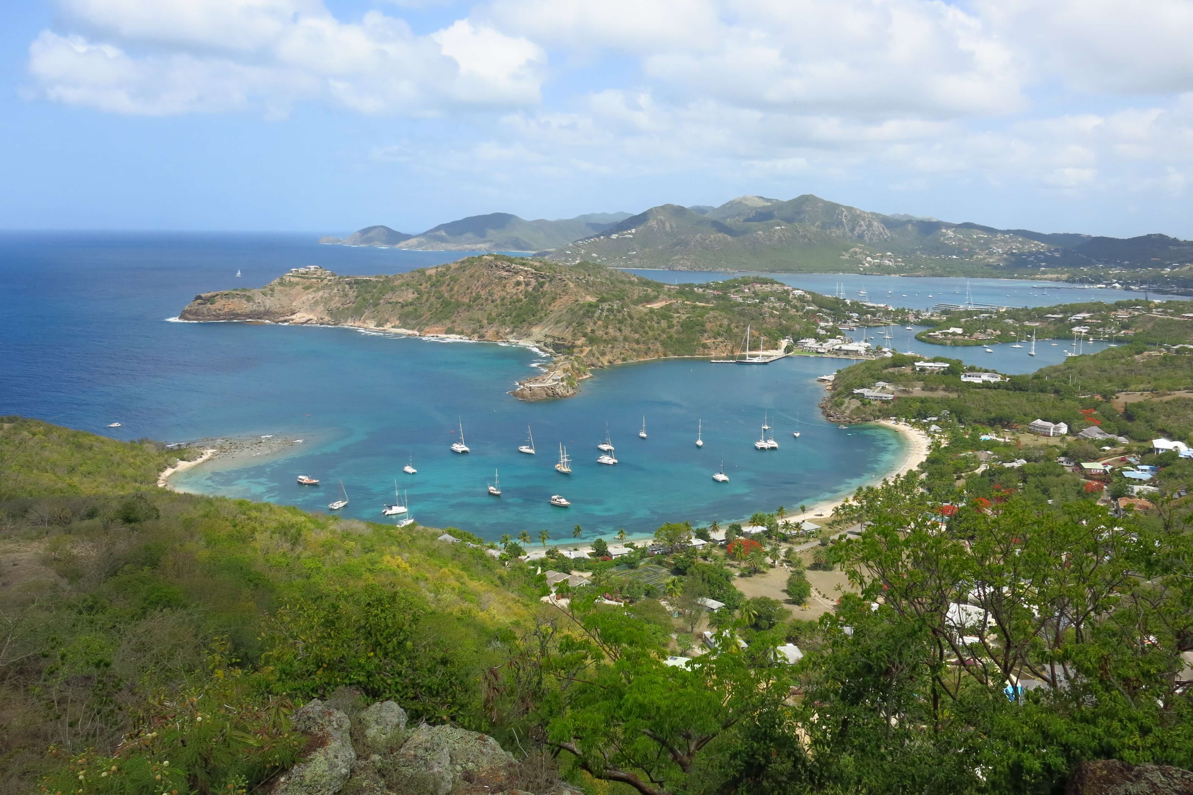 Shirley Heights Lookout, Antigua