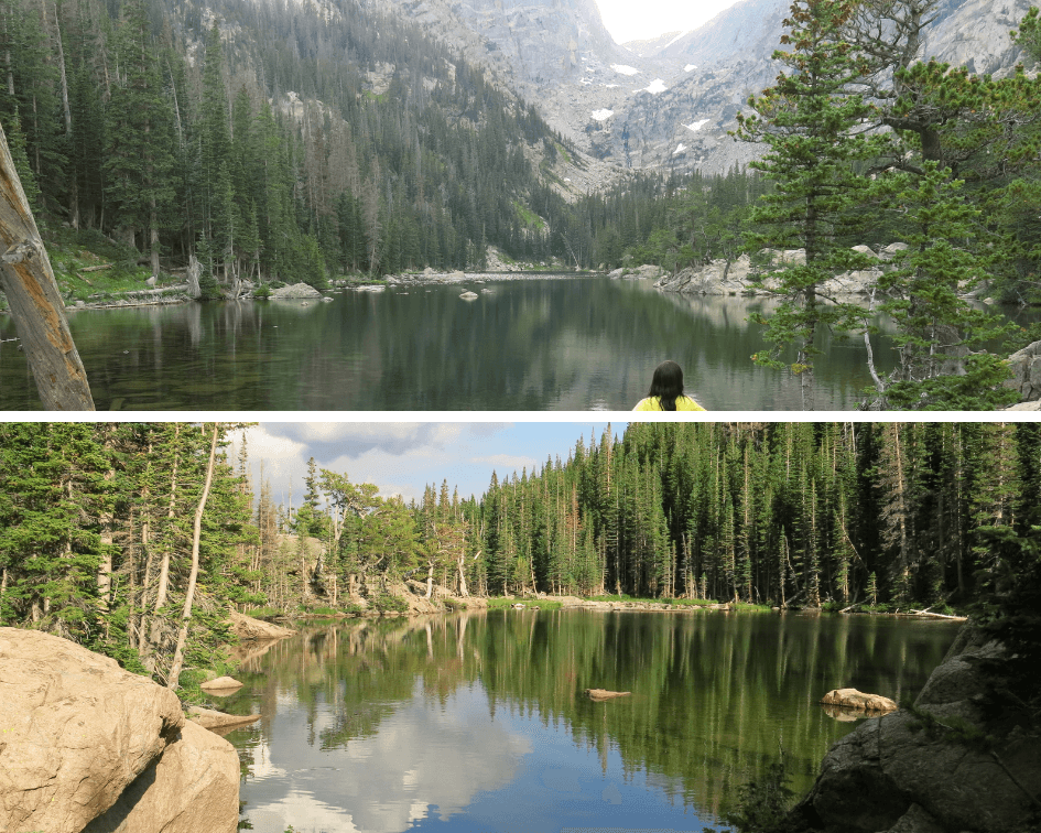 Dream Lake, Rocky Mountain National Park (Colorado)