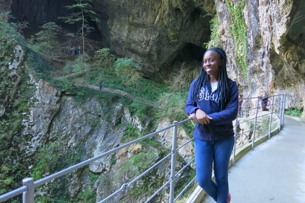 Skocjan Caves in Divaca, Slovenia