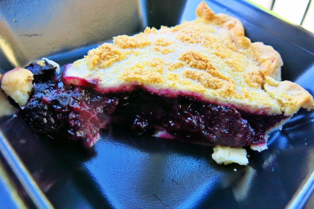 Bumbleberry Pie from Springdale, Utah