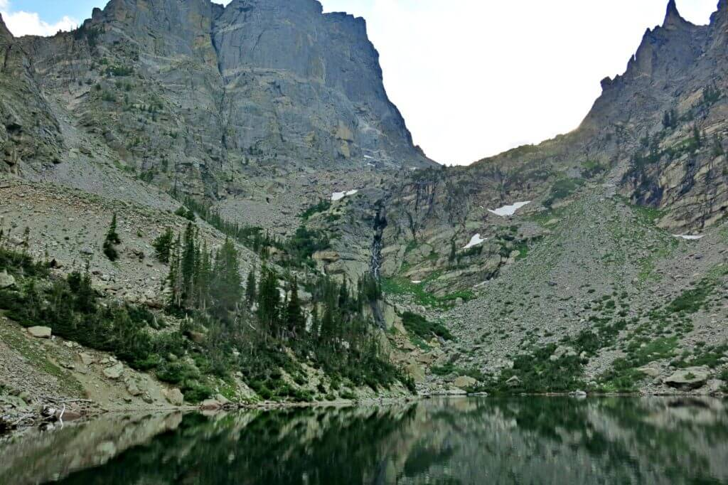 Emerald Lake (Tyndall Glacier) Rocky Mountain National Park