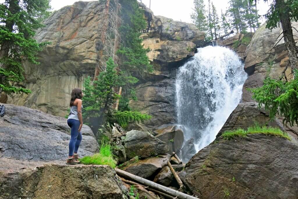 Ouzel Falls, Rocky Mountain National Park