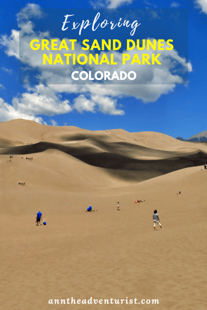 Exploring Great Sand Dunes National Park