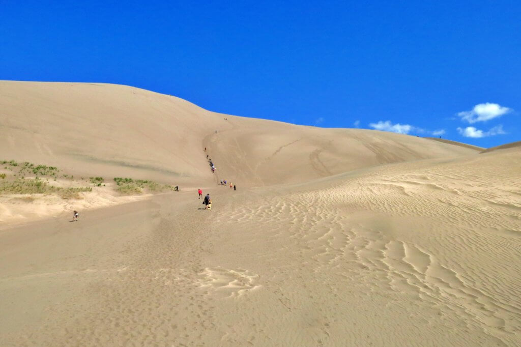 High Dune Trail, Great Sand Dunes National Park
