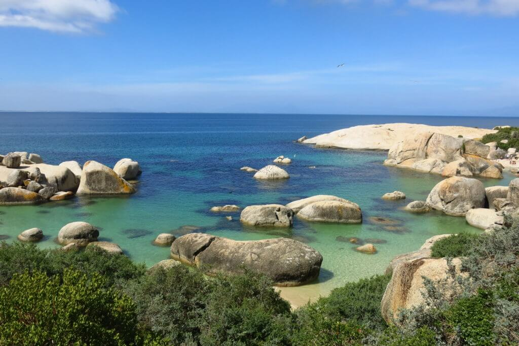 Boulders Beach in Simon's Town (Cape Town)