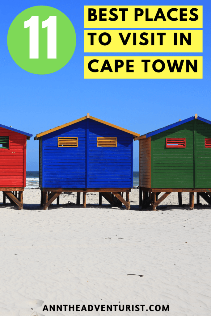 Best Places to Visit in Cape Town