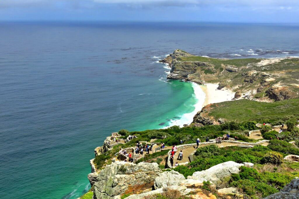 Cape Point at Table Mountain National Park