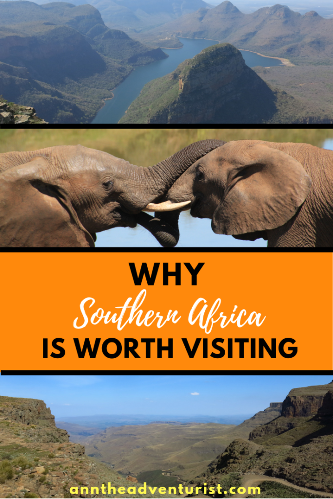 Why Southern Africa is worth visiting