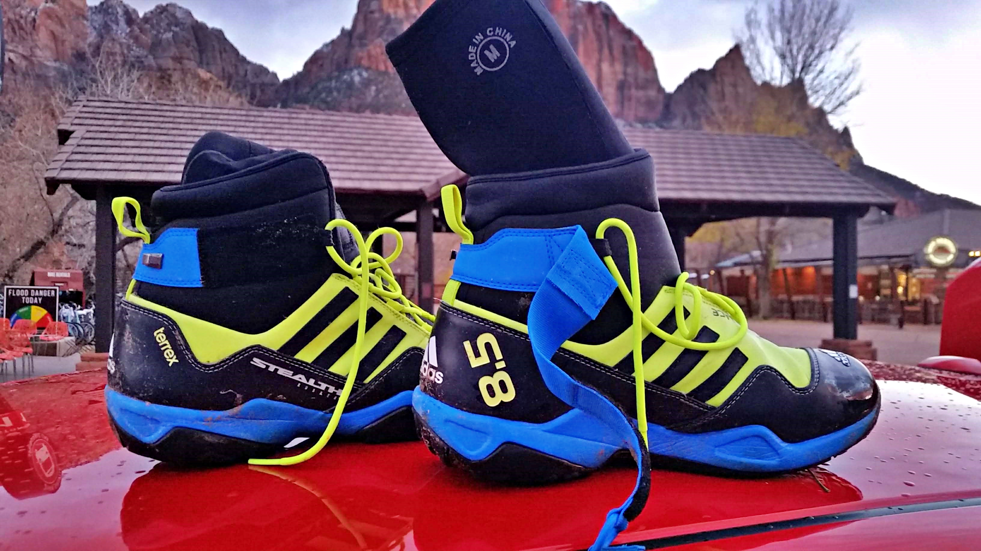 Canyoneering Shoes from Zion Outfitters