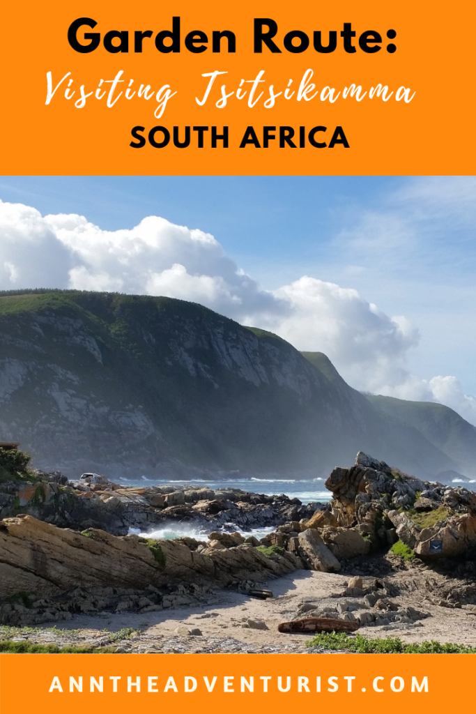 Garden Route National Park: Tsitsikamma