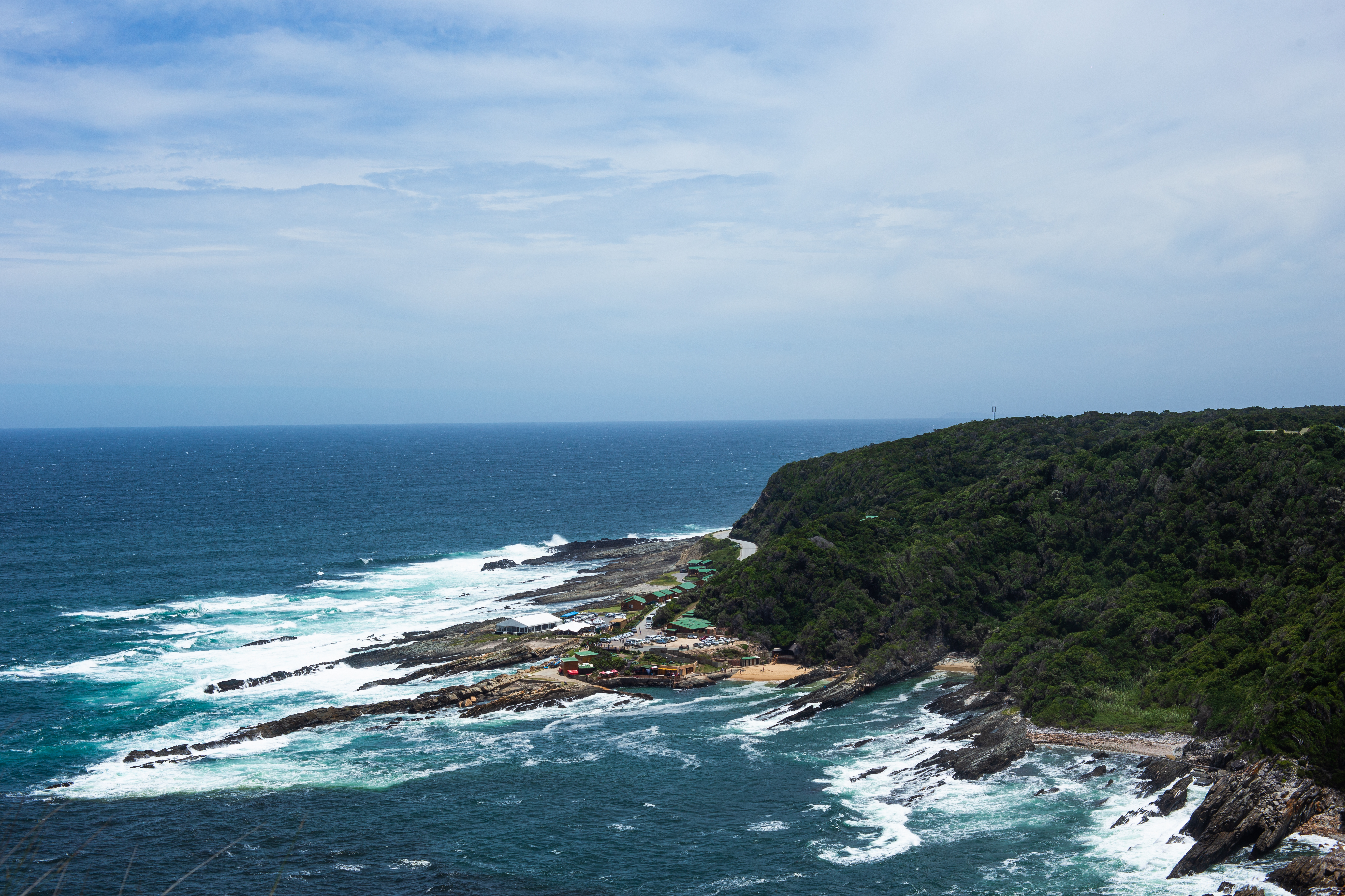 Ocean View, Storms River Mouth Trail