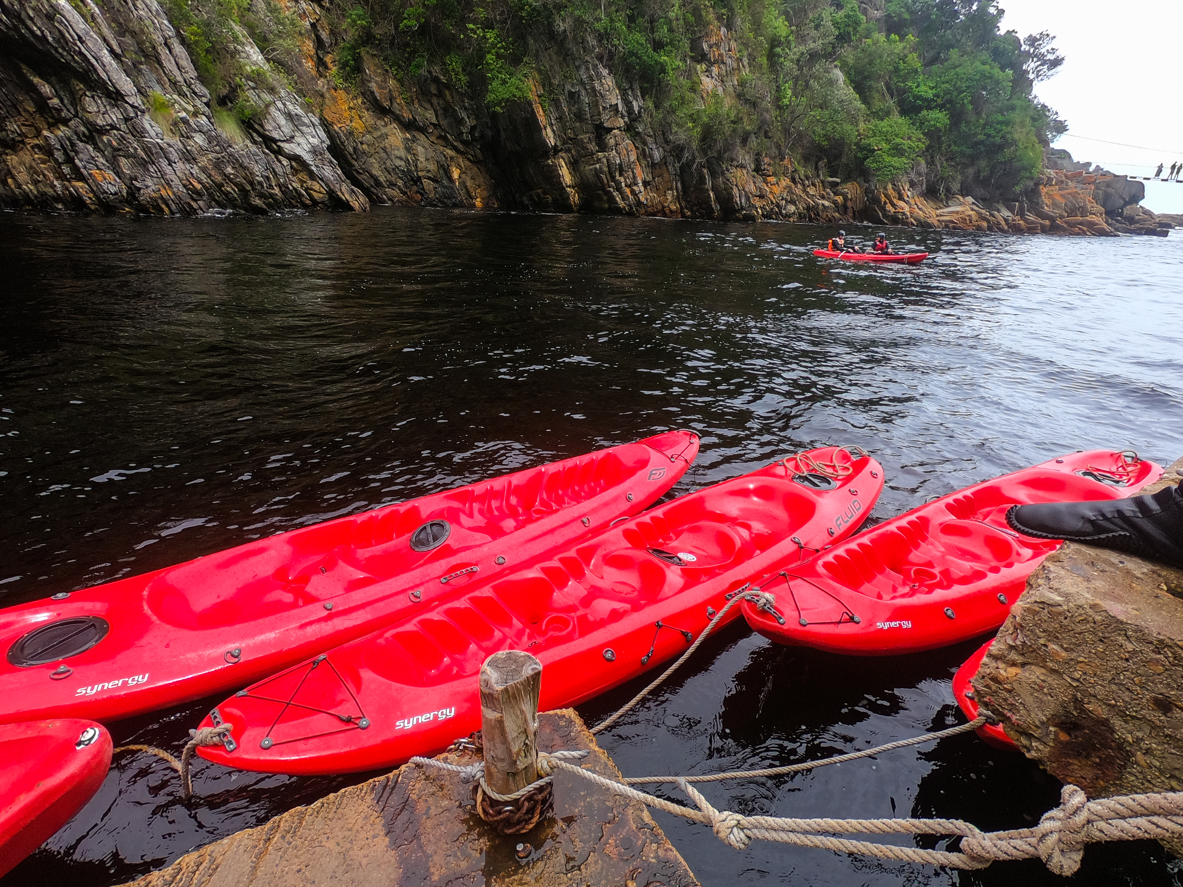 Kayak & Lilo with Untouched Adventures